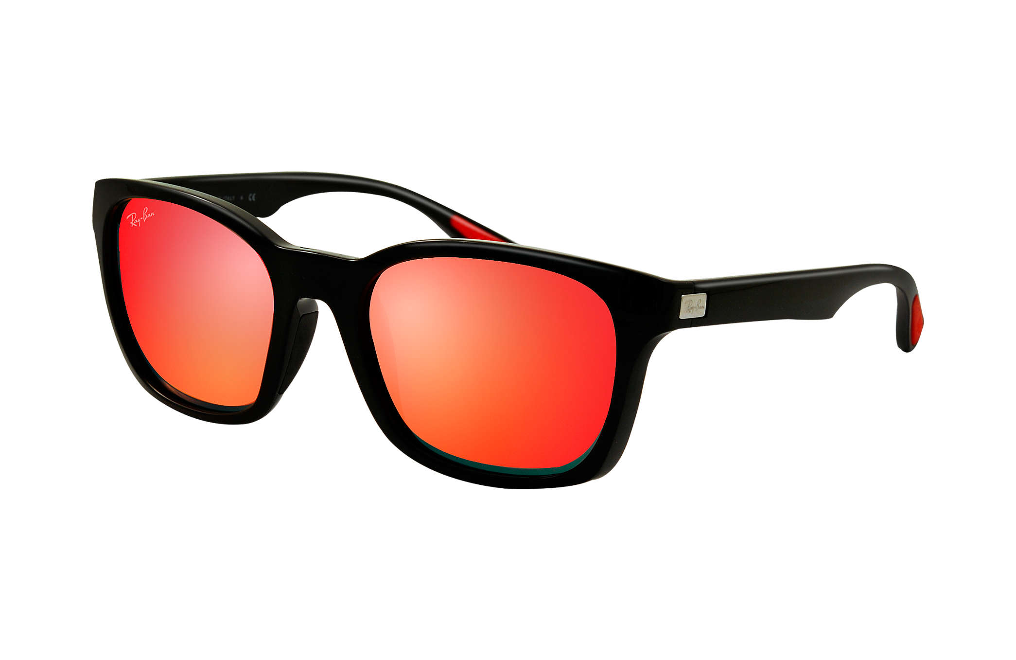 Ray Ban Verre Rouge