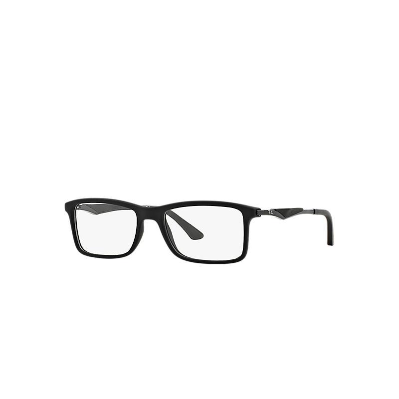 Ray-Ban Black Eyeglasses - Rb7023