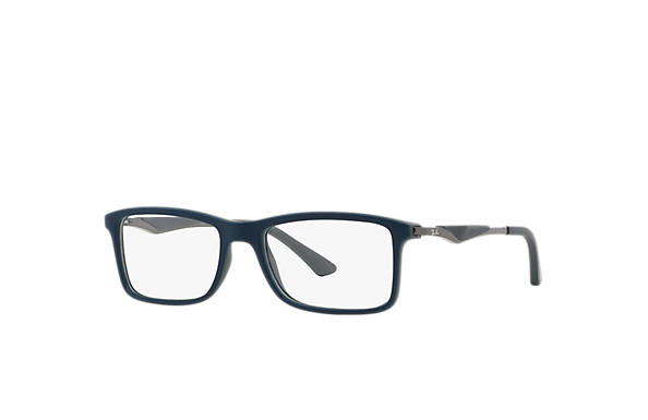 Ray-Ban 0RX7023-RB7023 Bleu,Gris; Gun OPTICAL