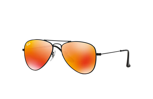red ray ban aviators  Ray-Ban Aviator Junior Pink, RJ9506S