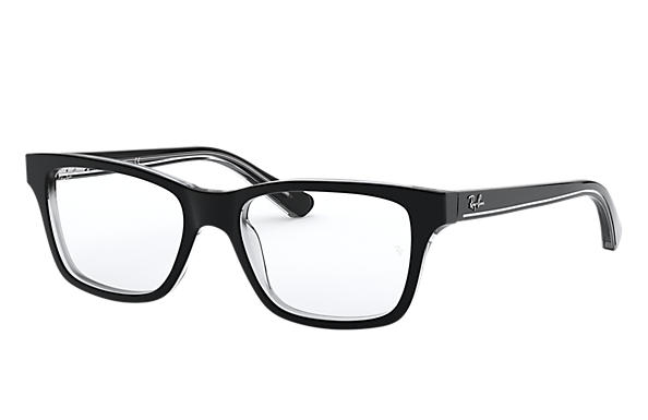 Ray-Ban 0RY1536-RB1536 Black,Transparent OPTICAL