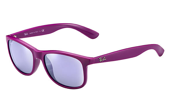 Ray-Ban 0RB4202-ANDY Violet SUN