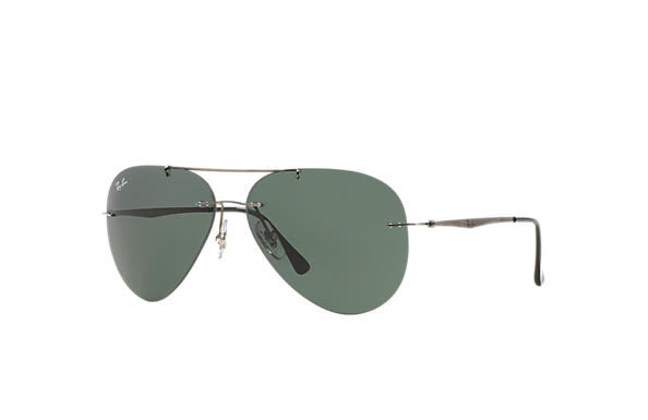 Ray-Ban 0RB8055-AVIATOR LIGHT RAY Canna di fucile SUN