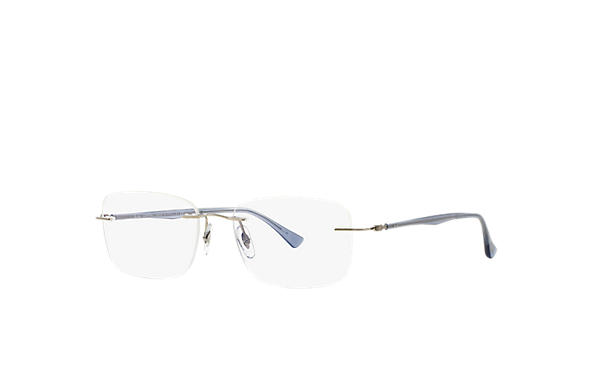 Ray-Ban 0RX8725-RB8725 Silver; Purple OPTICAL