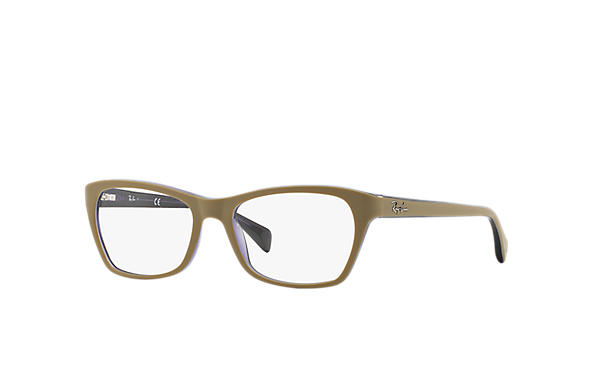 Ray-Ban 0RX5298-RB5298 Hellbraun,Violett OPTICAL