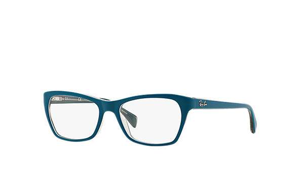 Ray-Ban 0RX5298-RB5298 Blue,Transparent OPTICAL
