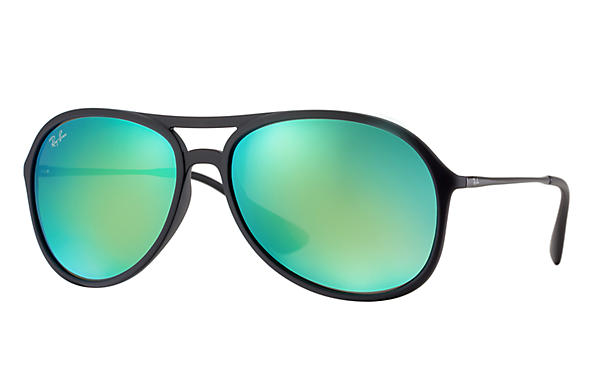 Ray-Ban 0RB4201-ALEX Black SUN