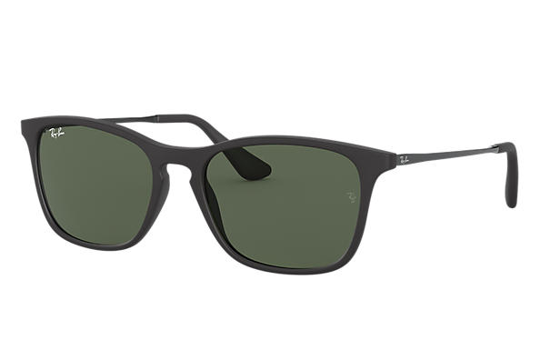 Ray-Ban 0RJ9061S-CHRIS JUNIOR Noir SUN