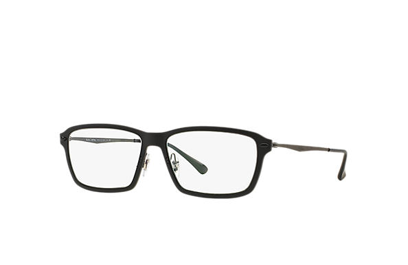 Ray-Ban 0RX7038-RB7038 Black; Grey OPTICAL