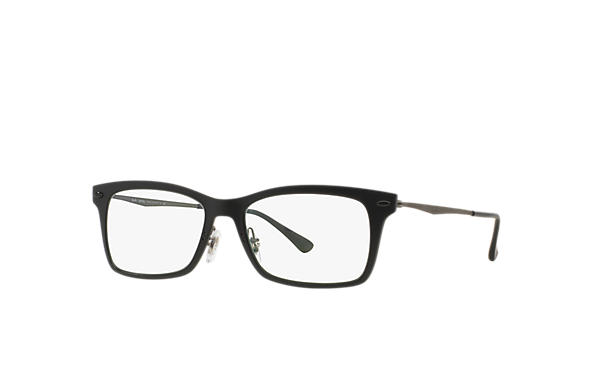 Ray-Ban 0RX7039-RB7039 Black; Grey OPTICAL