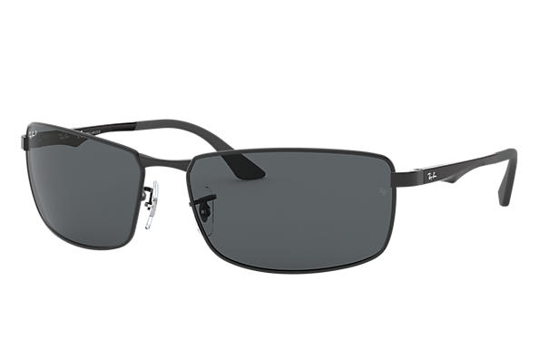 Ray-Ban 0RB3498-RB3498 Black SUN