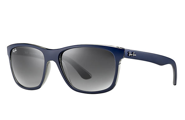 Ray-Ban 0RB4181-RB4181 Blue,Grey SUN