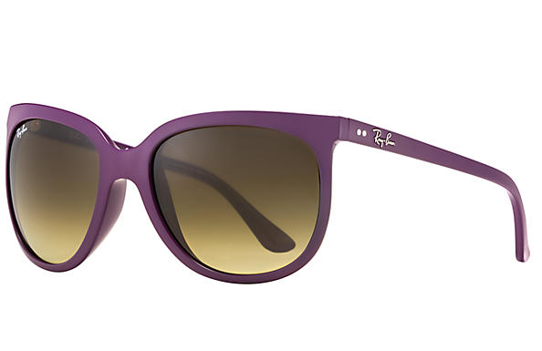 Ray-Ban 0RB4126-CATS 1000 Violett SUN