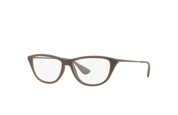 Ray-Ban 0RX7042-RB7042 Brown; Gunmetal OPTICAL