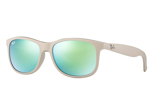 Ray-Ban 0RB4202-ANDY Light Brown SUN
