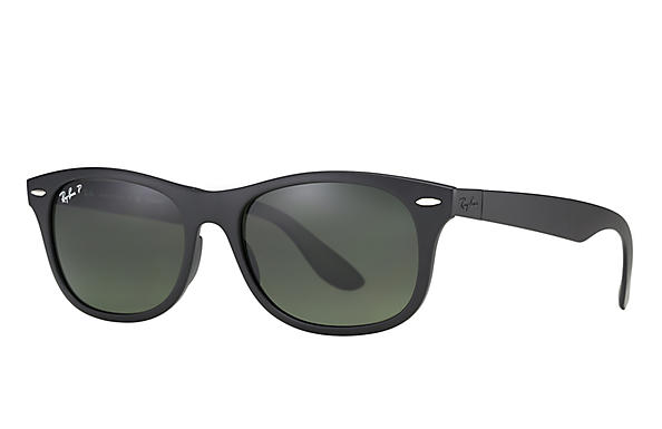 Ray-Ban 0RB4223-New Wayfarer Folding Liteforce Nero SUN
