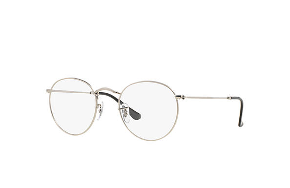 Ray-Ban 0RX3447V-RB3447V Plata OPTICAL