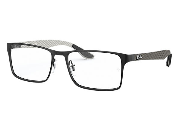 Ray-Ban 0RX8415-RB8415 Noir; Gris OPTICAL