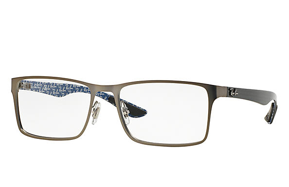 Ray-Ban 0RX8415-RB8415 Gunmetal; Black OPTICAL