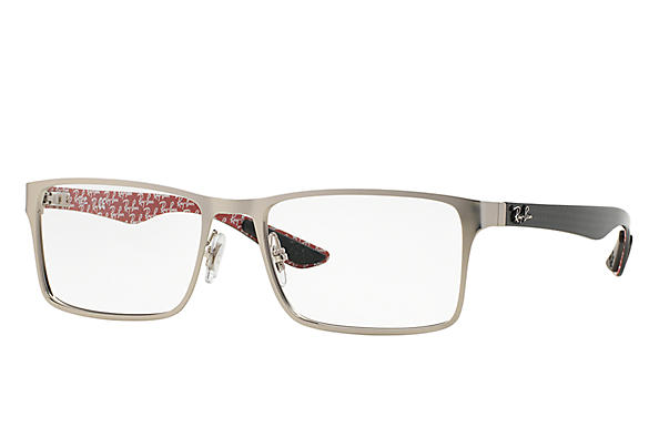 Ray-Ban 0RX8415-RB8415 Zilver; Zwart OPTICAL