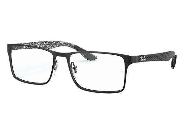 Ray-Ban 0RX8415-RB8415 Black OPTICAL