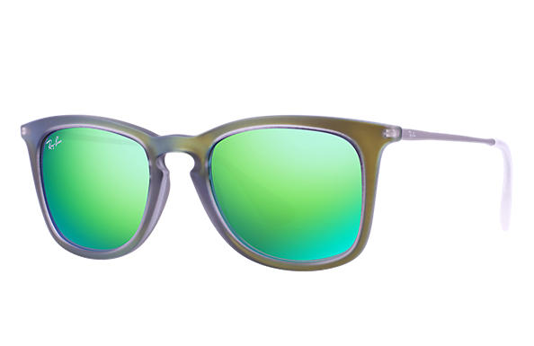Ray-Ban 0RB4221-RB4221 Green; Gunmetal SUN