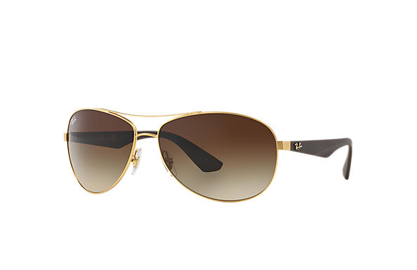 Ray-Ban 0RB3526-RB3526 Oro; Marrone SUN