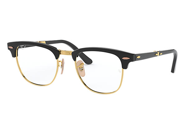 Ray-Ban 0RX5334-Clubmaster Folding Optics Nero OPTICAL
