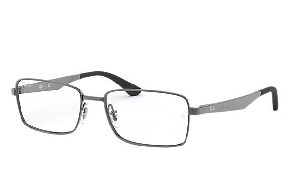Ray-Ban 0RX6333-RB6333 Metaliczny OPTICAL