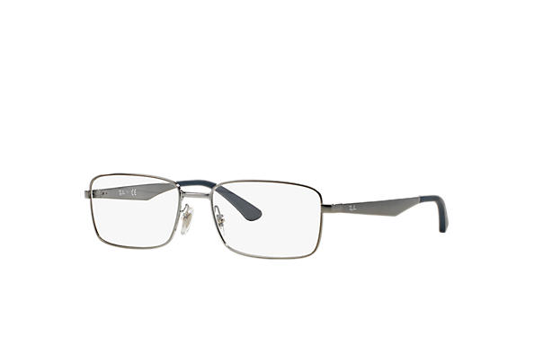 Ray-Ban 0RX6333-RB6333 Gunmetal OPTICAL