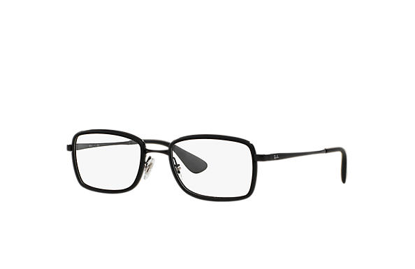 Ray-Ban 0RX6336-RB6336 Black OPTICAL