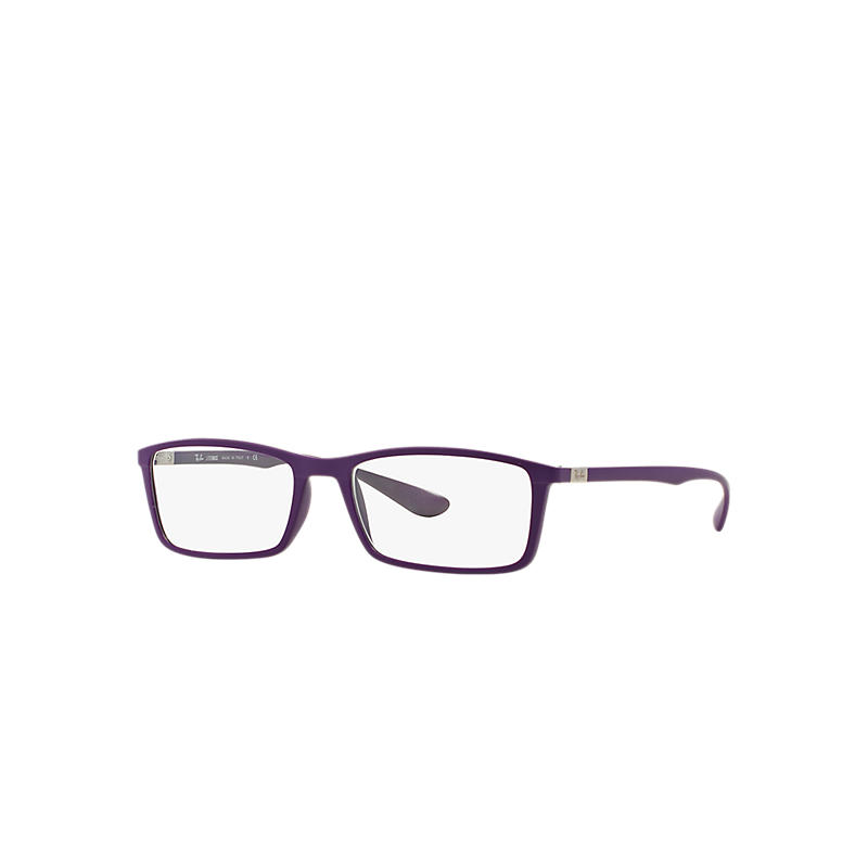 Ray-Ban Purple Eyeglasses - Rb7048