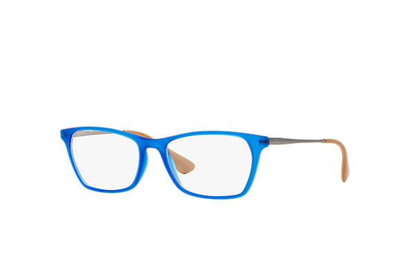 Ray-Ban 0RX7053-RB7053 Blue; Gunmetal OPTICAL