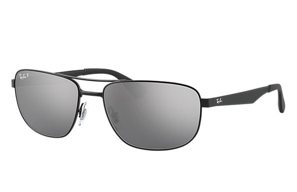 Ray-Ban 0RB3528-RB3528 Black SUN