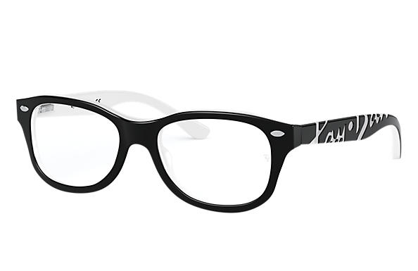 Ray-Ban 0RY1544-RB1544 Schwarz OPTICAL