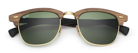 ray ban clubmaster for women  Clubmaster Sunglasses - Free Shipping