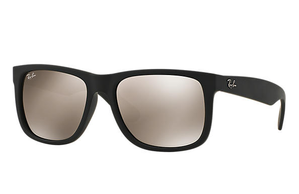 Ray-Ban 0RB4165-JUSTIN COLOR MIX Noir SUN