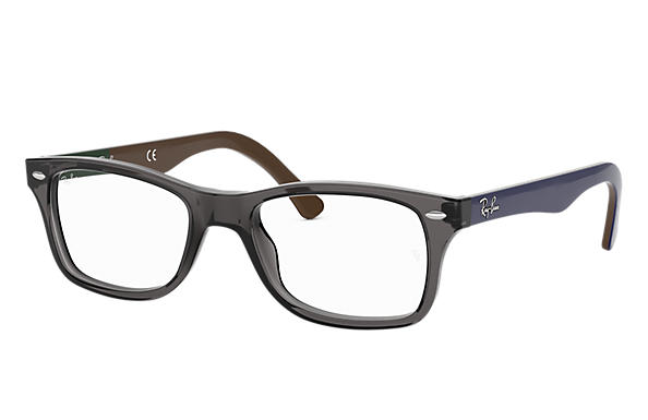 Ray-Ban 0RX5228-RB5228 Grå; Blå OPTICAL