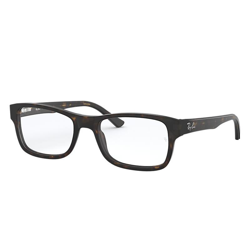Ray-Ban Blue Eyeglasses - Rb5268