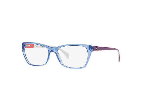Ray-Ban 0RX5298-RB5298 Light Blue; Violet OPTICAL