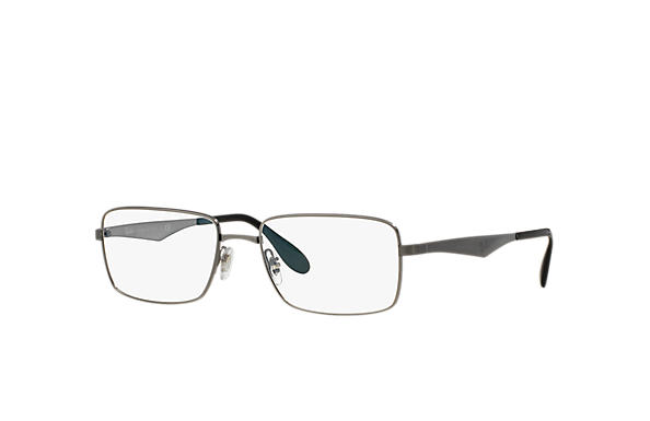 Ray-Ban 0RX6329-RB6329 Gunmetal OPTICAL