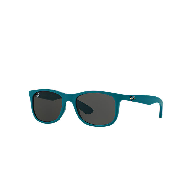 Ray-Ban Junior RJ9062S 701780 Blue Plastic Rectangle Sunglasses 19905635