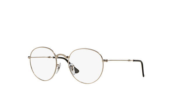 Ray-Ban 0RX3532V-ROUND FOLDING OPTICS Silver OPTICAL