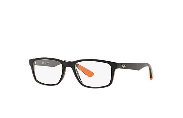 Ray-Ban 0RX7063-RB7063 Black OPTICAL