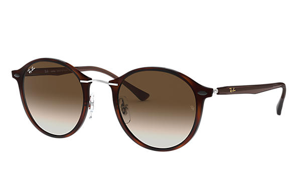 Ray-Ban 0RB4242-RB4242 Tortoise; Brown SUN