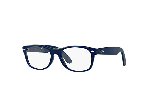 ray ban wayfarer frames  ray ban 0rx5184 new wayfarer optics blue optical
