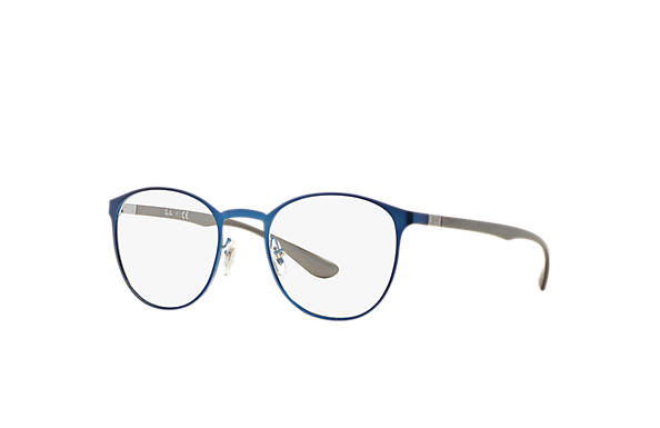 Ray-Ban 0RX6355-RB6355 Blau; Grau OPTICAL
