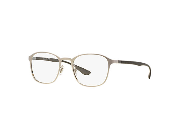 Ray-Ban 0RX6357-RB6357 Gunmetal; Grey OPTICAL
