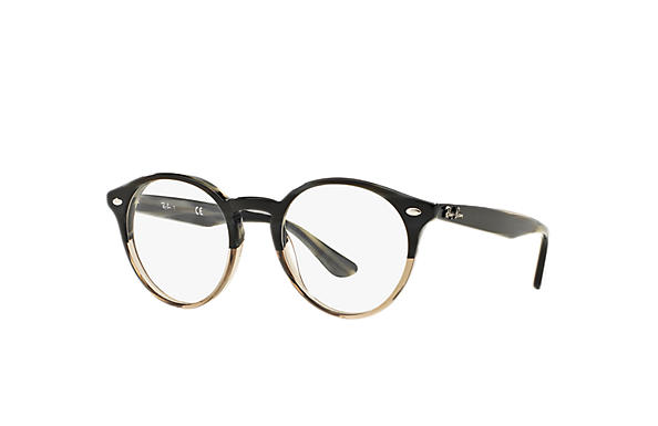 Ray-Ban 0RX2180V-RB2180V Gris OPTICAL