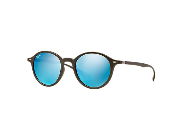 Ray-Ban 0RB4237-ROUND LITEFORCE Grey SUN